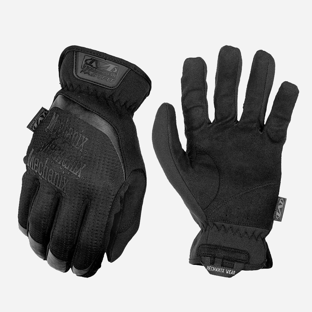 Тактически ръкавици Mechanix FastFit Black