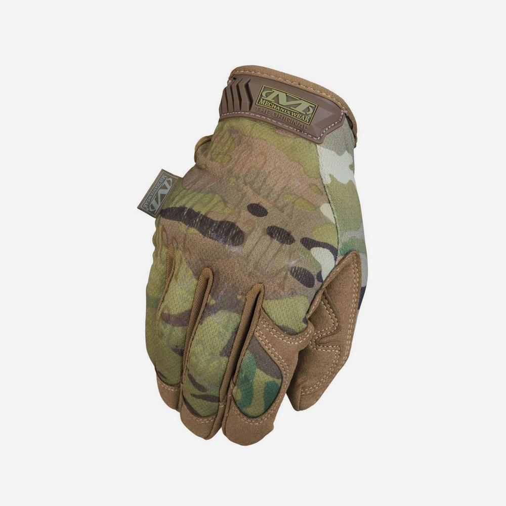 Тактически ръкавици Mechanix The Original Camo