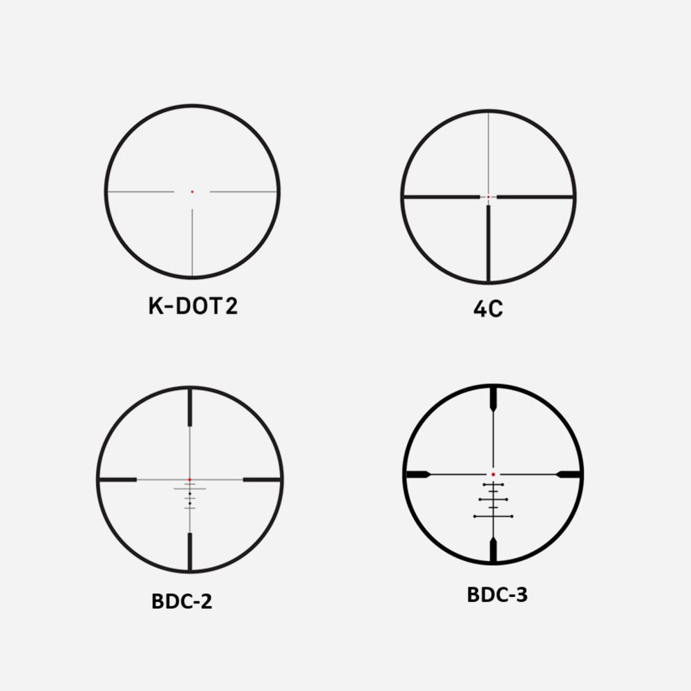Оптика Meopta Meostar R2 1-6×24 RD