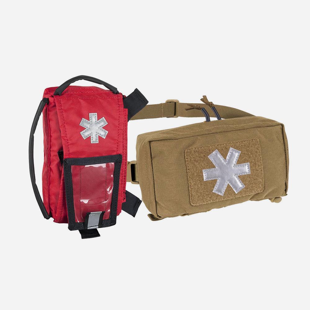 Калъф за Аптечка Helikon-Tex Modular Individual Med Kit Койот