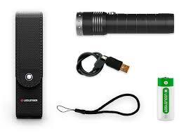 Заряден Фенер Led Lenser Outdoor MT14 1000 Лумена
