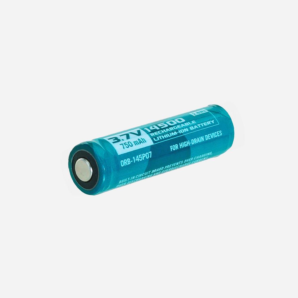 Акумулаторна батерия Olight 14500 3,7V 750ma/h