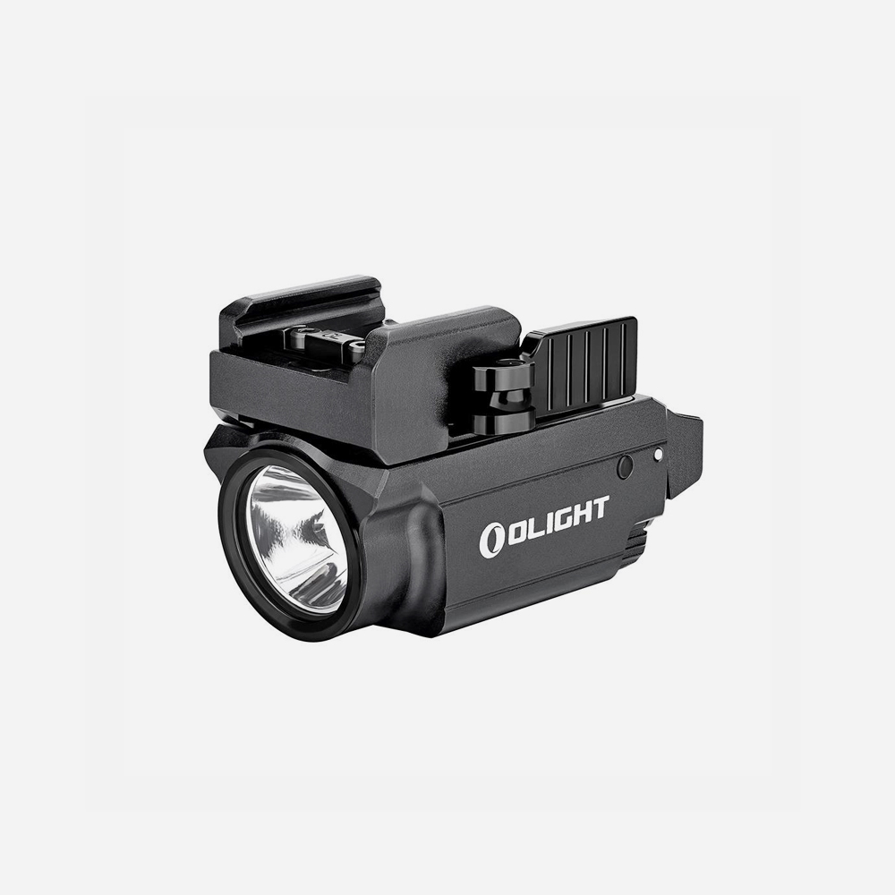 Пистолетен фенер с лазерен целеуказател Olight BALDR Mini 600lm