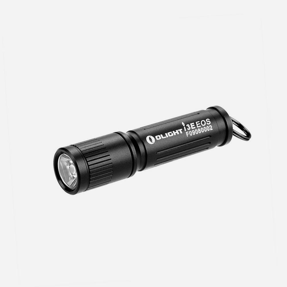 Фенерче Olight i3E EOS 90 Лумена, черно – Flashlight Olight i3E EOS 90 Lumens, black