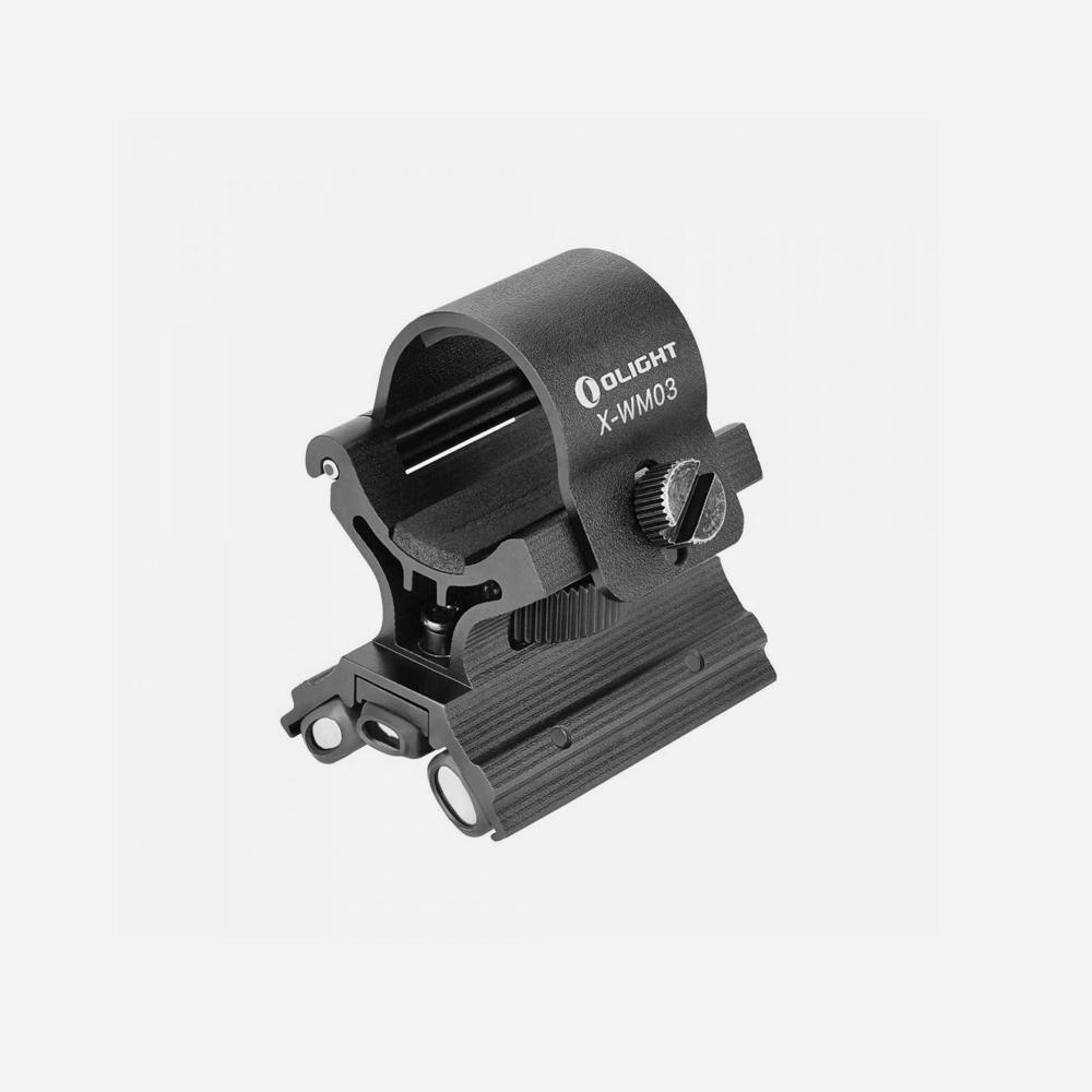 Магнитен крепеж за фенер към оръжие Olight X-WM03