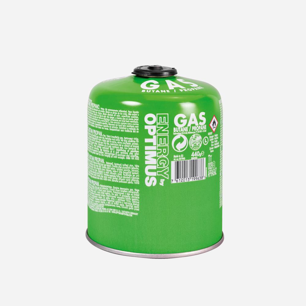 Газ Optimus 450 гр Butane/Isobutane/Propane – Optimus Gas