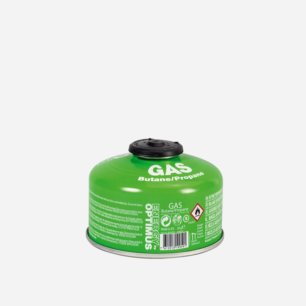 Газ Optimus 100гр Butane/Isobutane/Propane – Optimus Gas