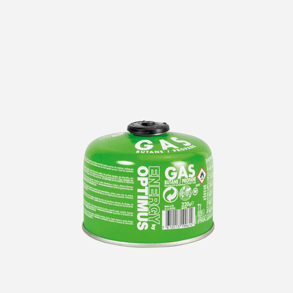 Газ Optimus 230гр Butane/Isobutane/Propane – Optimus Gas