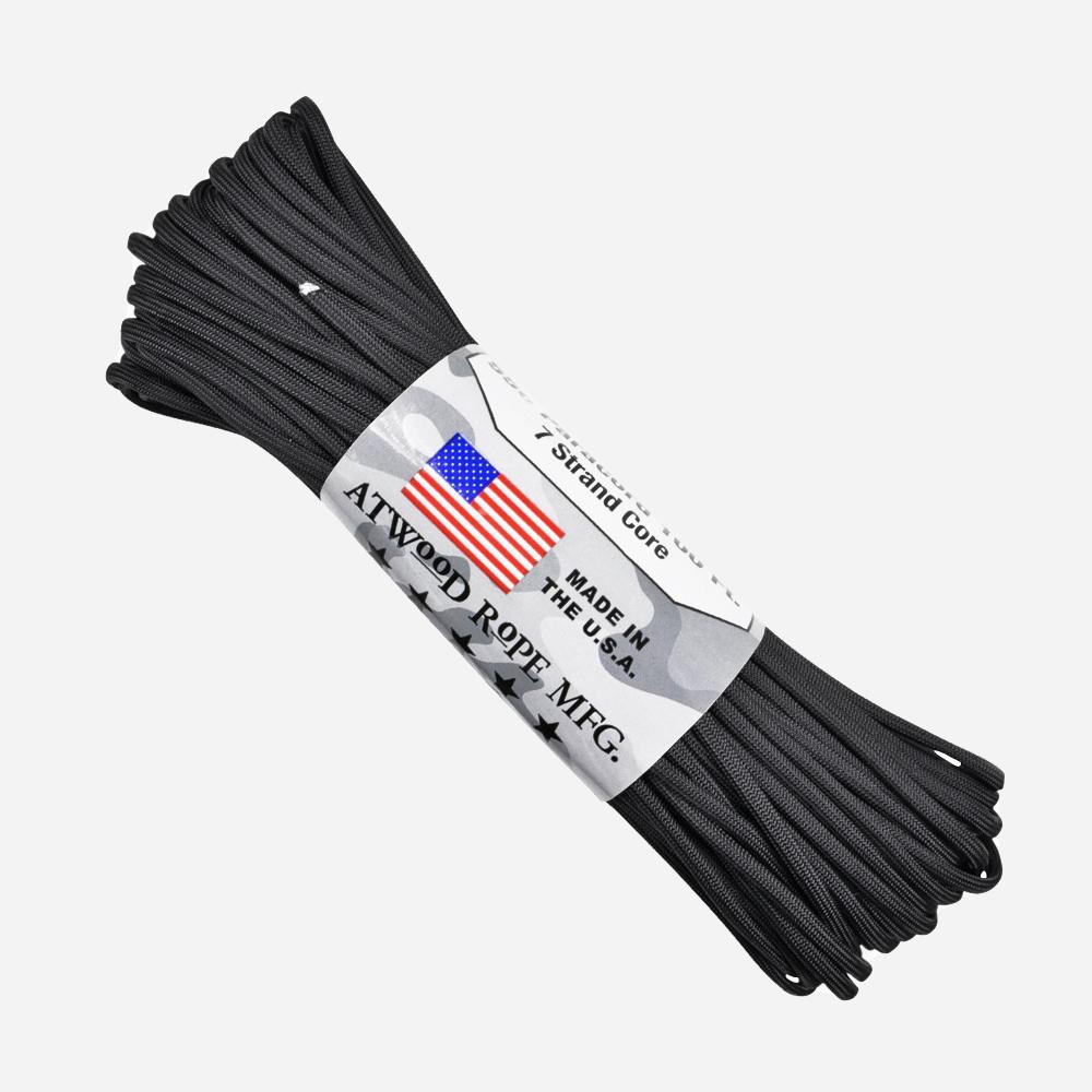Паракорд Atwood Rope 550lb Black