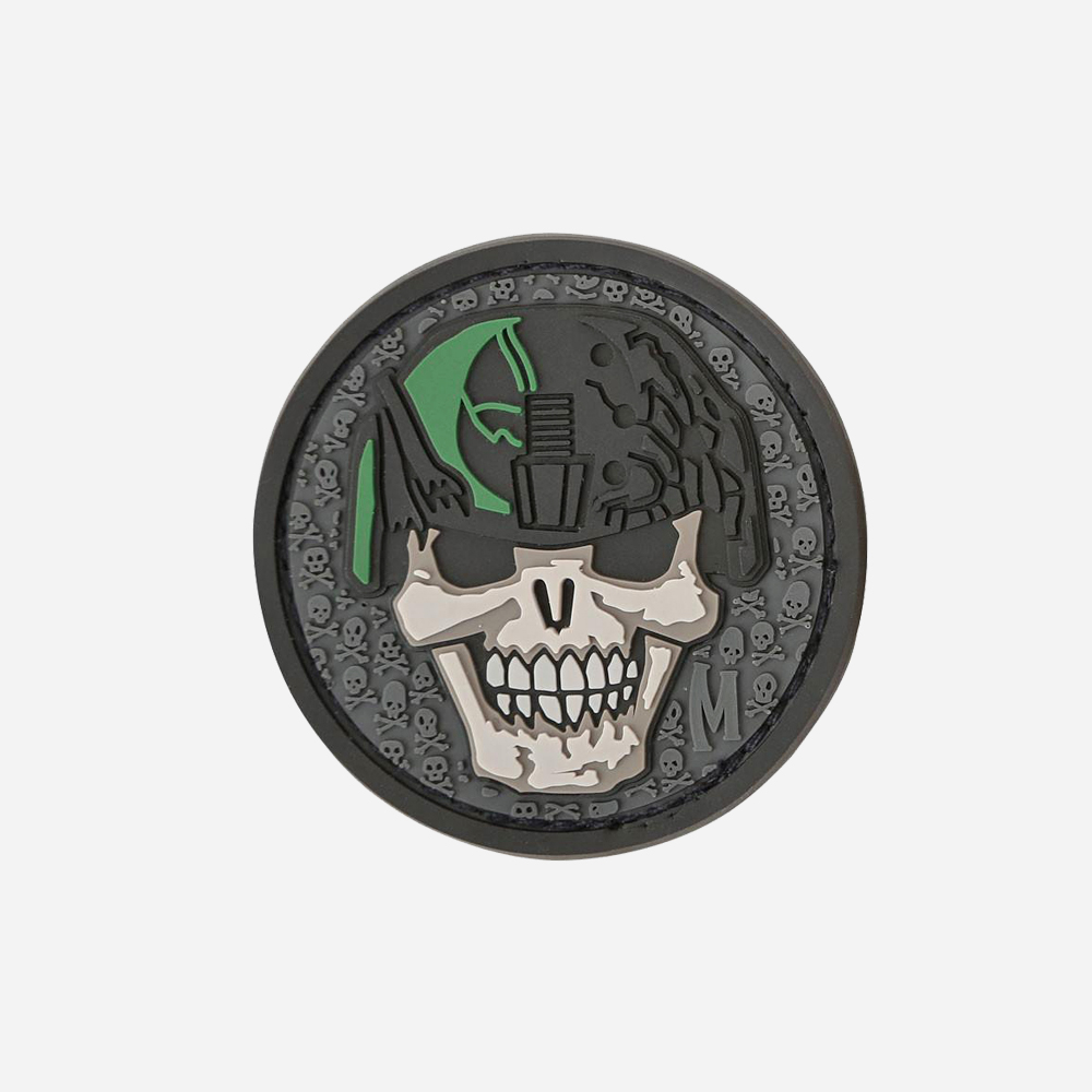 Пач Maxpedition Soldier Skull