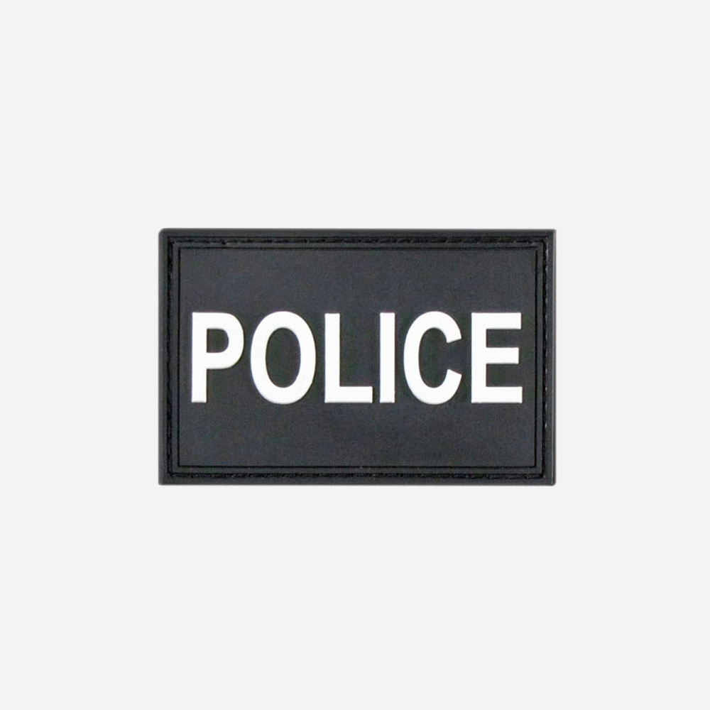 Пач Полиция Patch Police Rubber