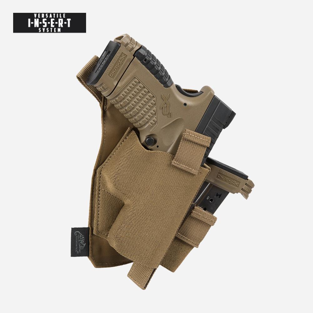 Вътрешен кобур Helikon-Тex Pistol Holder Insert Coyote
