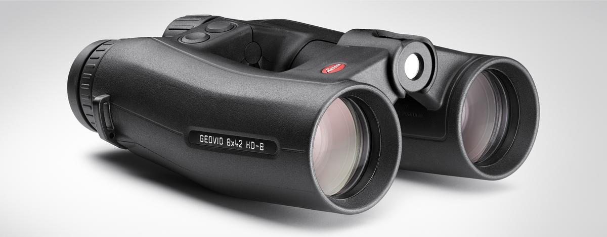 Бинокъл Далекомер Leica GeoVid 8×42 HD-B