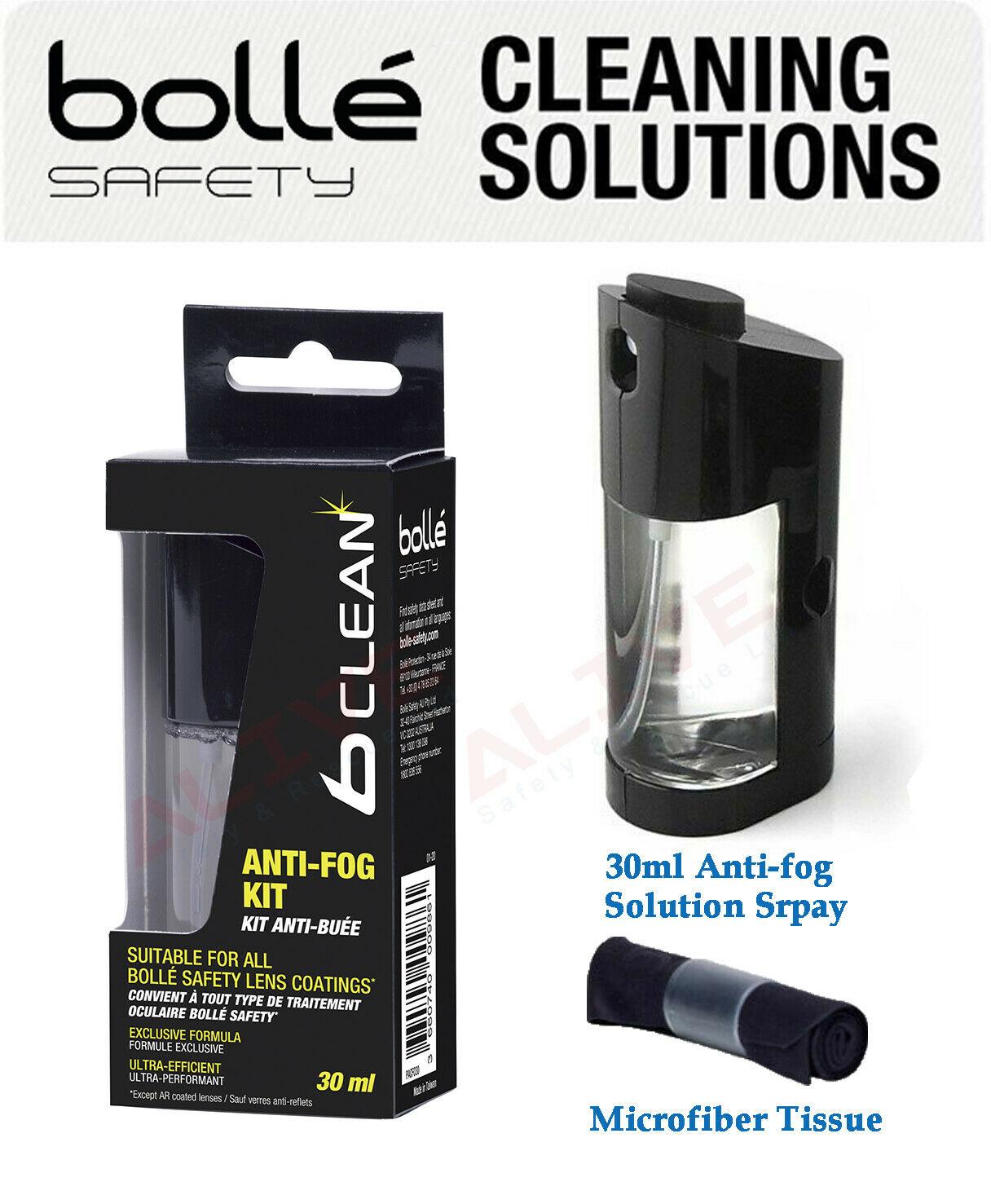 Препарат против запотяване на плаките BOLLE ANTI-FOG SOLUTIONS B200 – PACF030