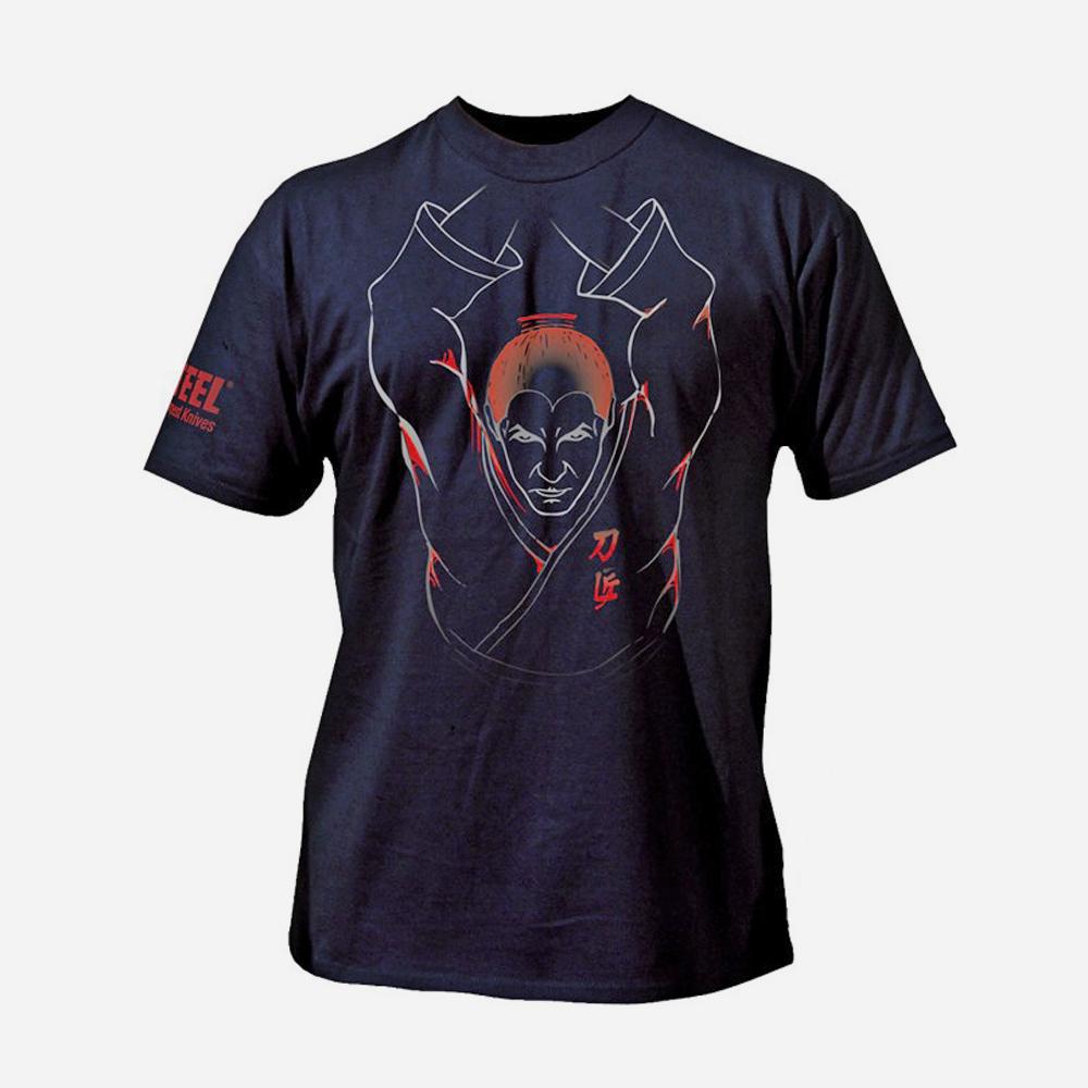 Тениска Cold Steel Samurai Tee Shirt