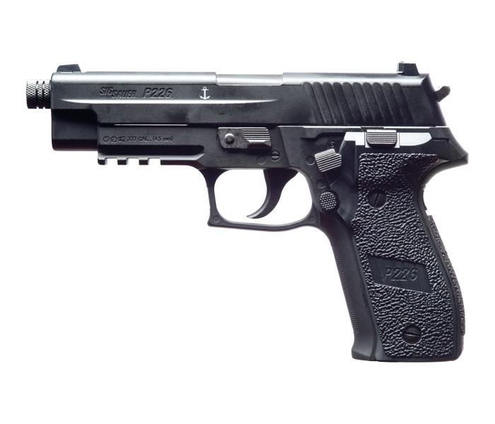 Въздушен пистолет SIG SAUER P226 4.5mm Blowback