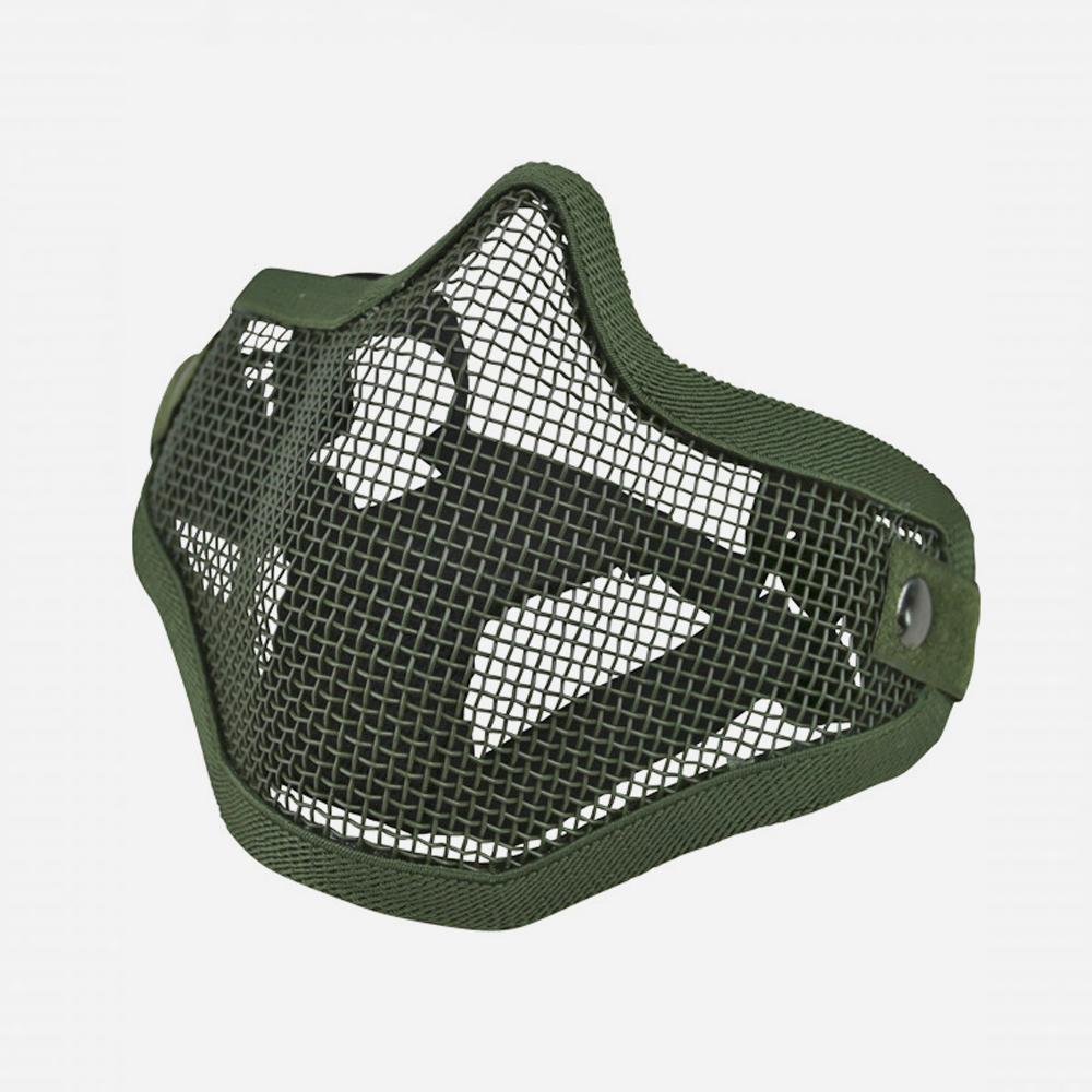 Airsoft Маска Kombat UK Face Mask – Green