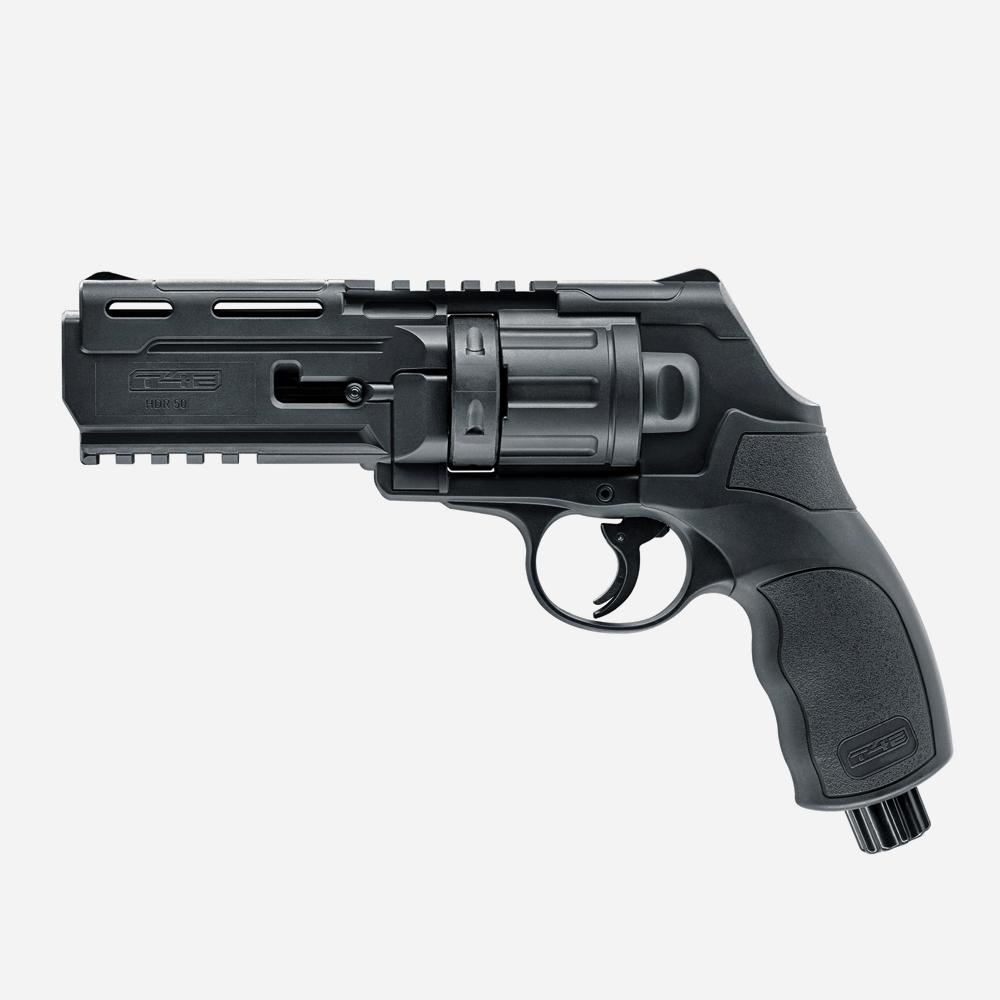 Револвер за самозащита Umarex Walther T4E HDR 50