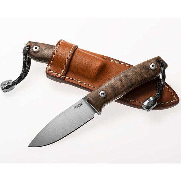 Нож LionSteel M1 Walnut M390