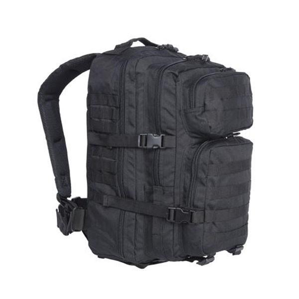 Тактическа раница Max Fuchs US Assault I Черна Molle Backpacks