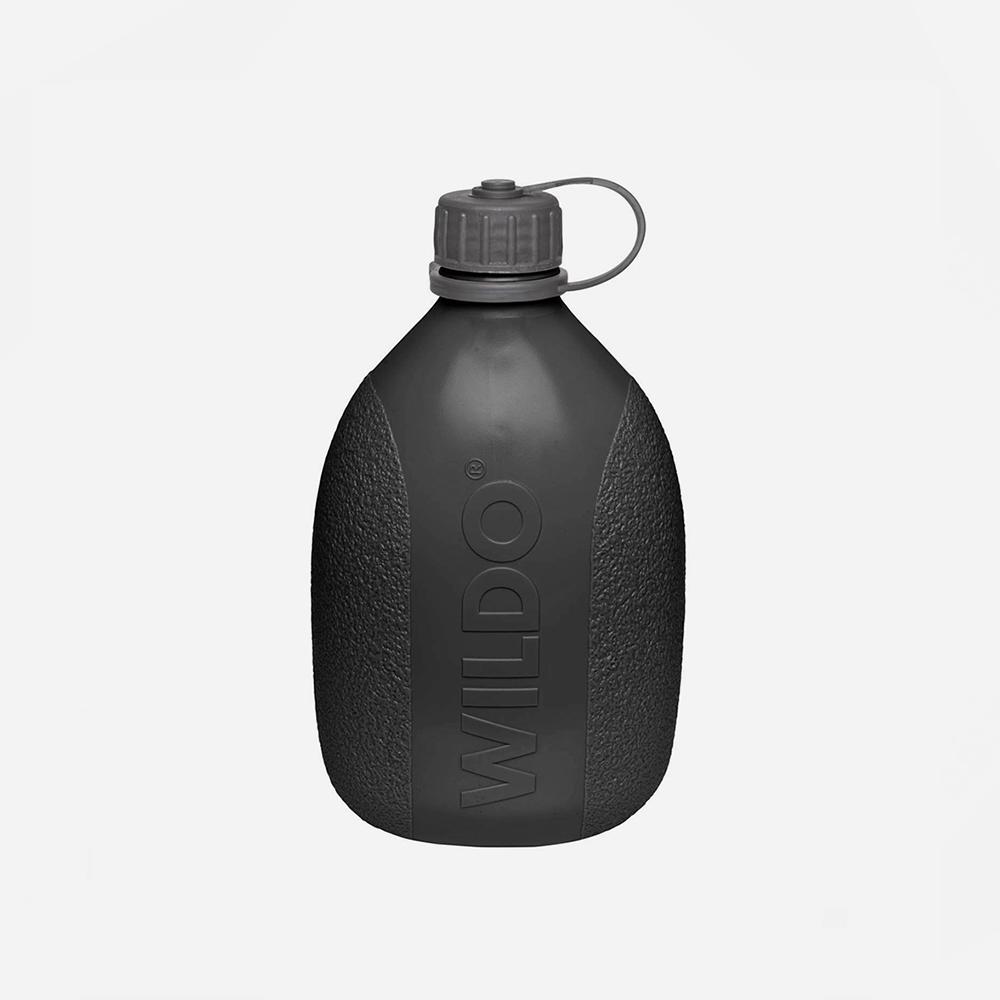 Манерка за вода WILDO Hiker (700 ML) Black