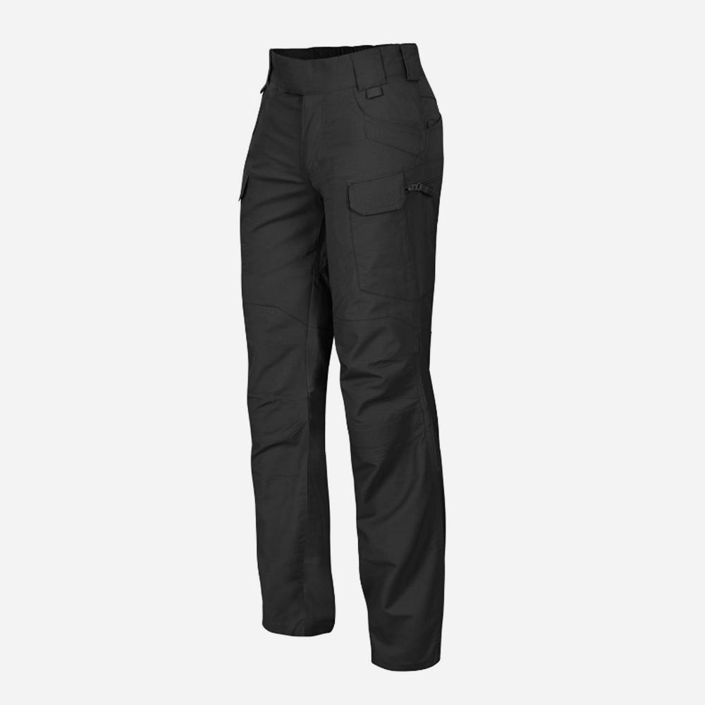 Дамски тактически панталон Helikon-tex WOMENS UTP Resized Ripstop Black