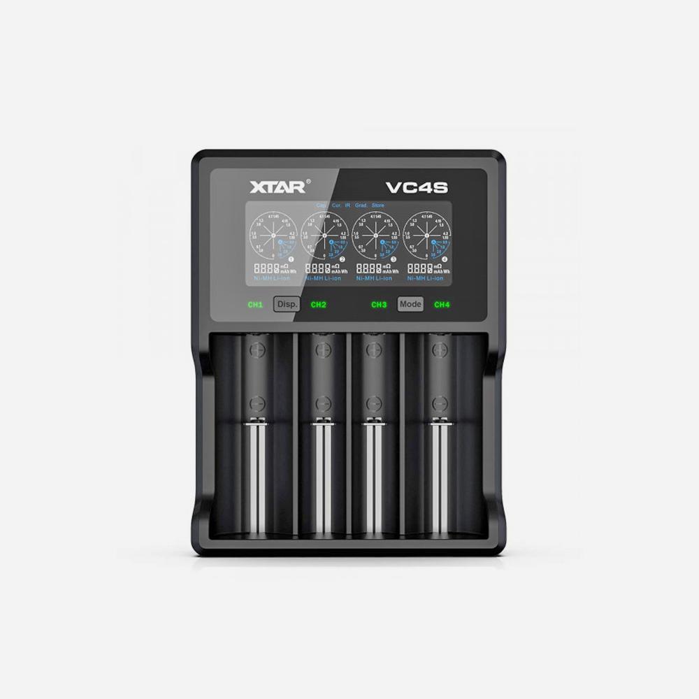 Интелигентно зарядно XTAR VC4s