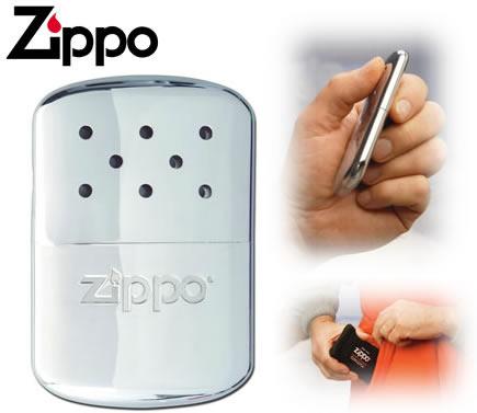Джобна печка Zippo с бензин 12 часа