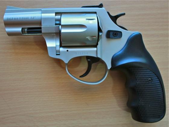 Газов револвер Zoraki R1 2.5″, 9mm, 6 заряден